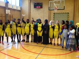 Siman Somaliska Freds Playmaker basketmatch